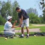 S'initier au golf