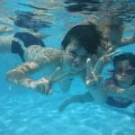 Jouer dans l'eau