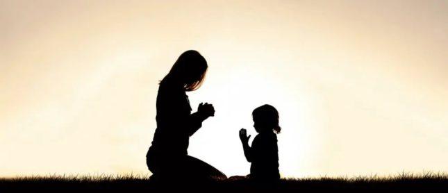apprendre l'intériorité à nos enfants